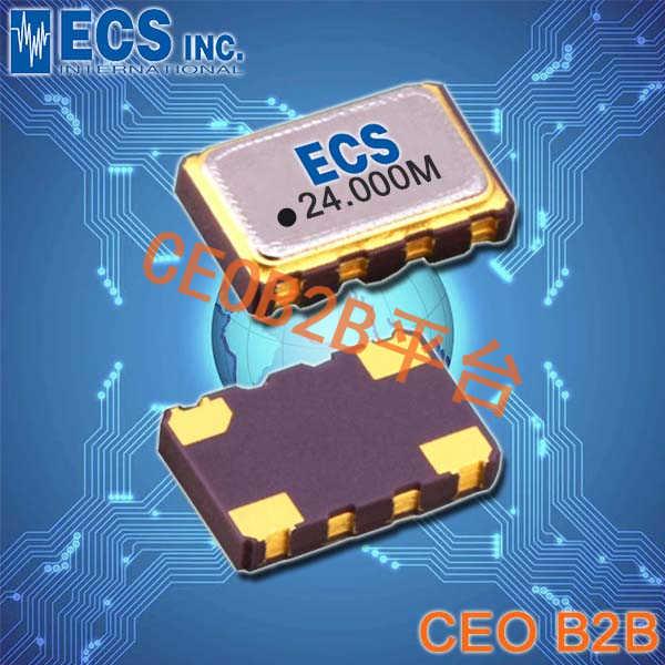 ECS晶振,ECS-VX0-97晶振,VCXO晶振