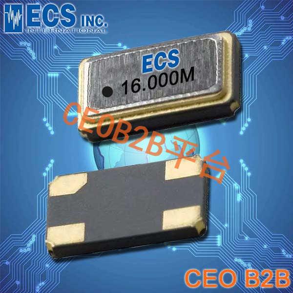 ECS晶振,ECS-327SMO晶振,ECS-327SMO-TR晶振,有源32.768K晶振