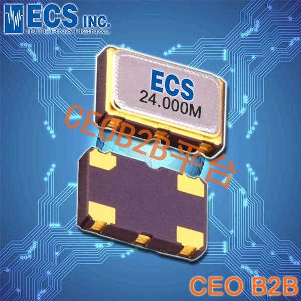 ECS晶振,VC-TXO-35SM晶振,VC-TXO-35SM-168-B-TR晶振,5032晶振