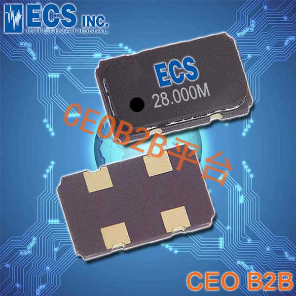 ECS晶振,ECS-5718晶振,5070晶振