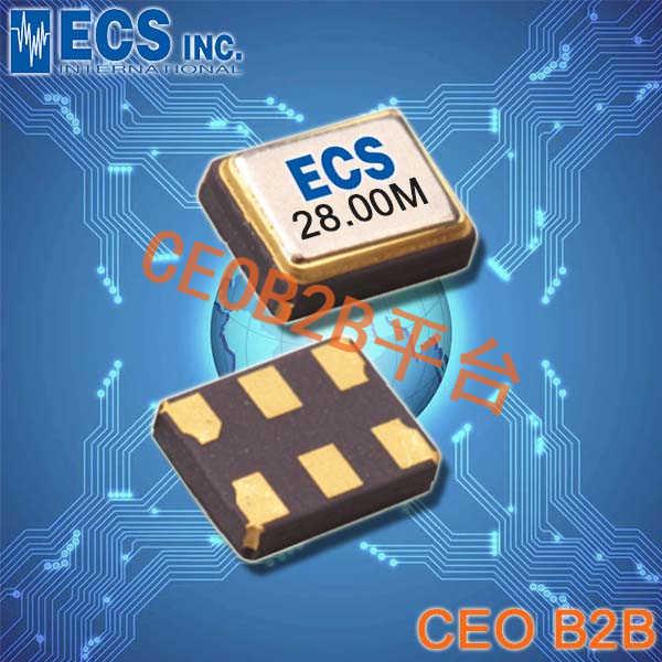 ECS晶振,ECX-P晶振,ECX-P35BN-250.000晶振,OSC晶振