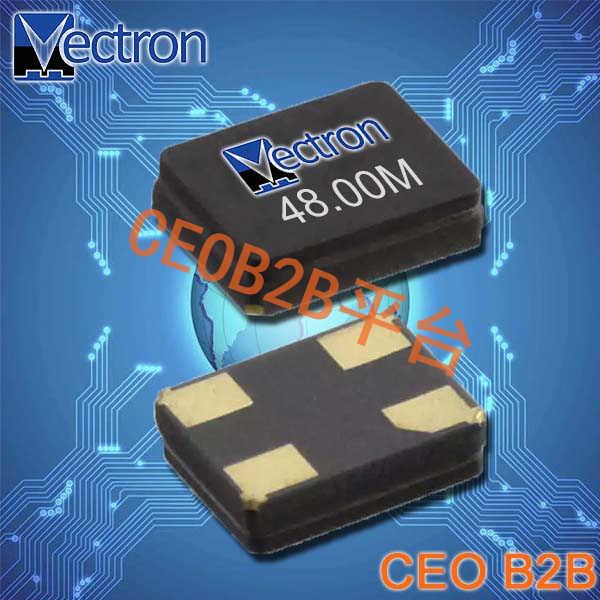 Vectron晶振,压电石英晶体谐振器,VXN1晶振