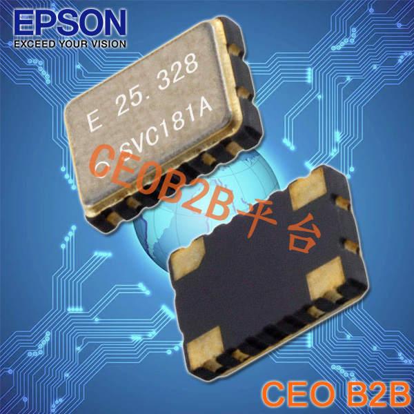 爱普生晶振,石英晶体振荡器,HG-2150CA晶振
