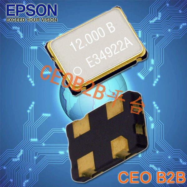 爱普生晶振,贴片滤波器,XG-1000CA滤波器