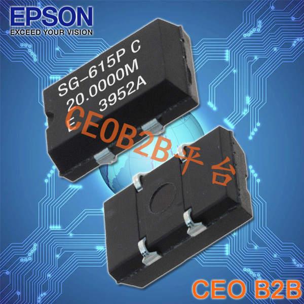 爱普生晶振,OSC晶振,SG-9001LB晶振