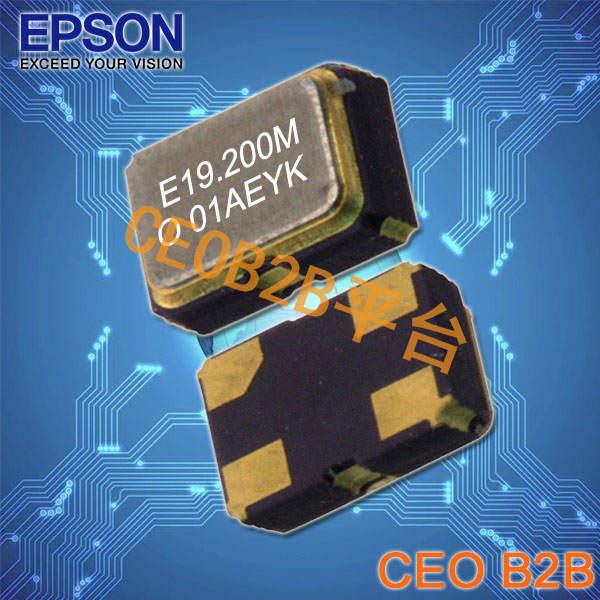 爱普生晶振,有源晶振,TG5032CFN晶振