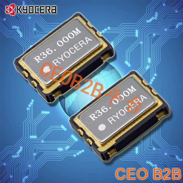 京瓷晶振,OSC晶振,KC7050A-C5晶振
