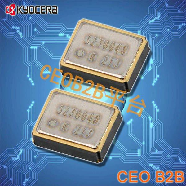 日产京瓷晶振,进口有源晶振,KT3225T晶振