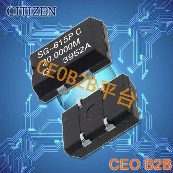 西铁城晶振,有源晶振,CMX-309晶振