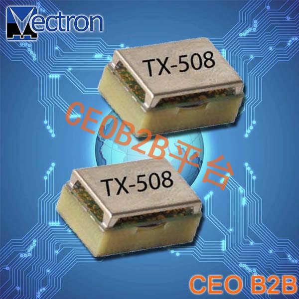 Vectron晶振,进口温补晶体振荡器,TX-508晶振