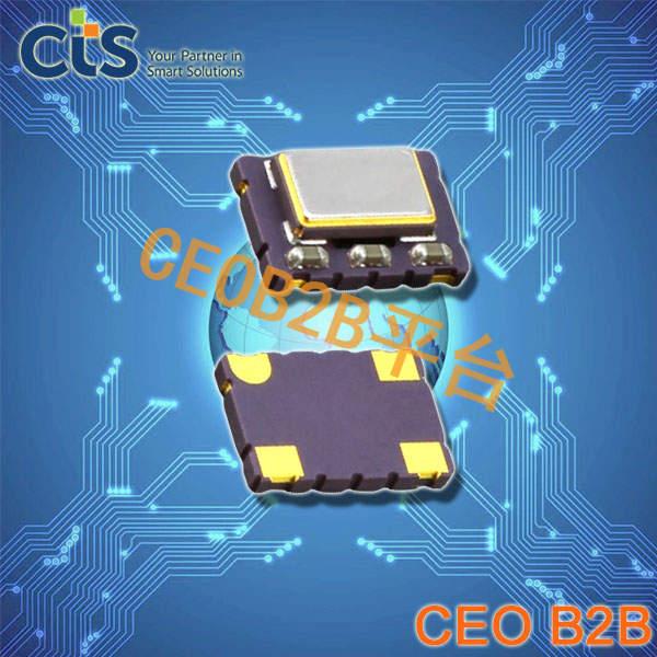 CTS晶振,VC-TCXO晶振,589晶振