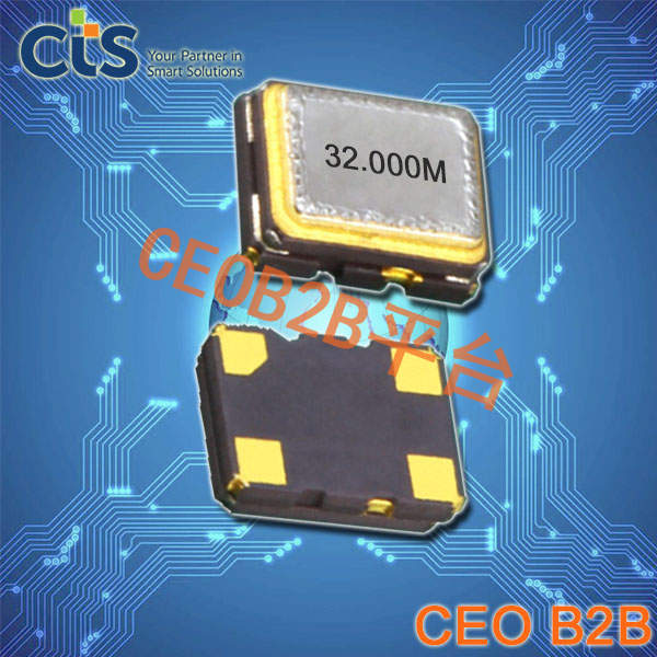 CTS晶振,有源晶振,581晶振