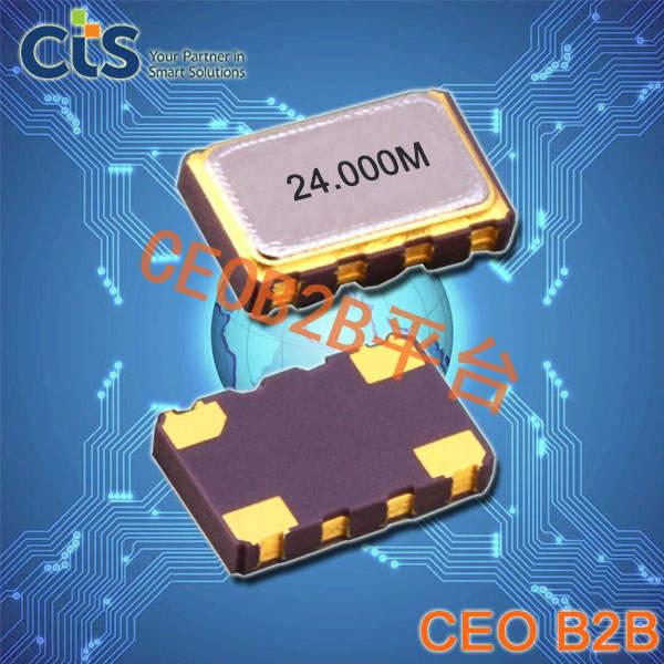 CTS晶振,VC-TCXO晶振,533晶振