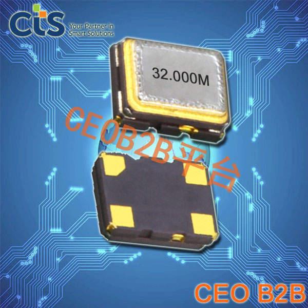 CTS晶振,VC-TCXO晶振,520晶振