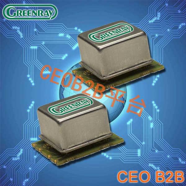 Greenray晶振,进口有源晶体,YH1440晶振