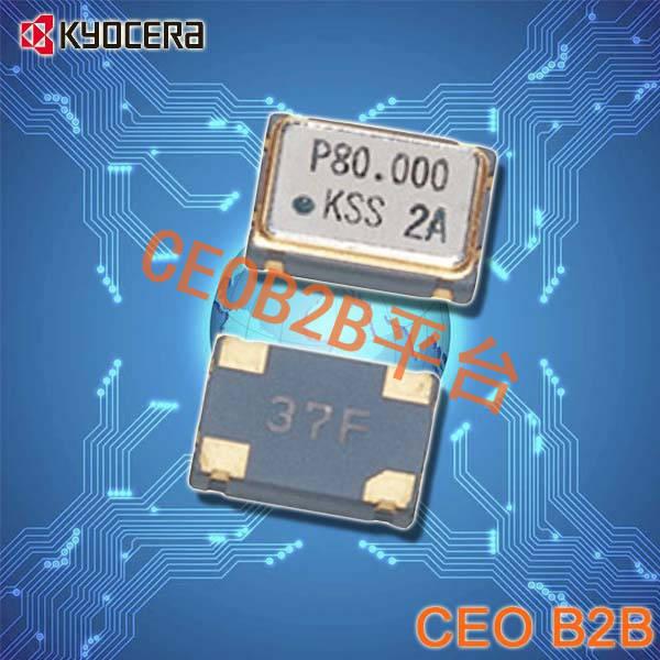京瓷晶振,石英晶体振荡器,FXO-37FN晶振