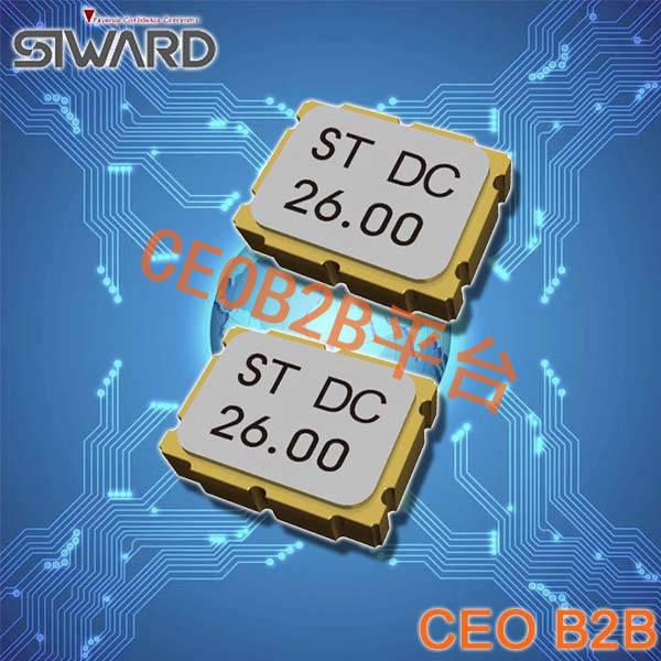 希华晶振,贴片晶振,STO-3225A晶振