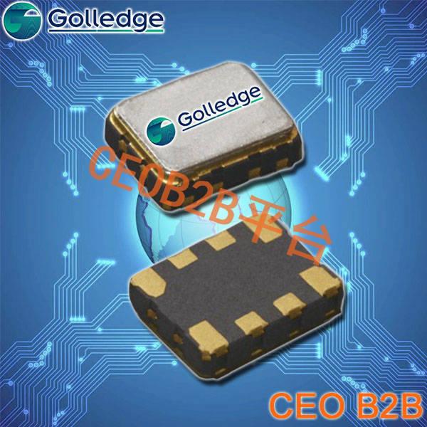 高利奇晶振,有源晶振,GXO-5332晶振