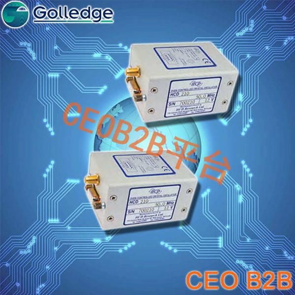 高利奇晶振,OCXO晶振,HCD220晶振