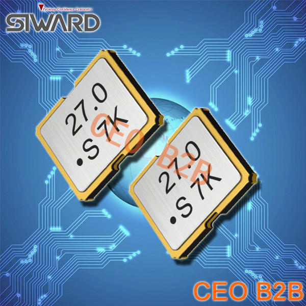 希华晶振,贴片晶振,SPO-3225B晶振
