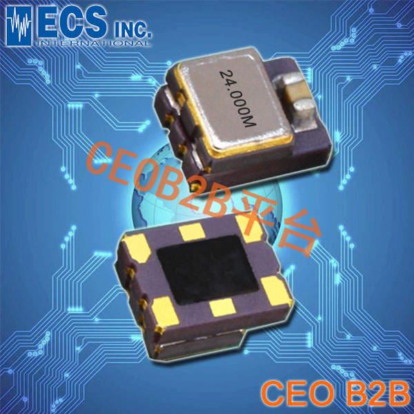 ECS晶振,ETXO-P晶振,温度补偿晶振