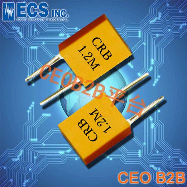 ECS晶振,ZTB陶瓷谐振器,陶瓷晶体