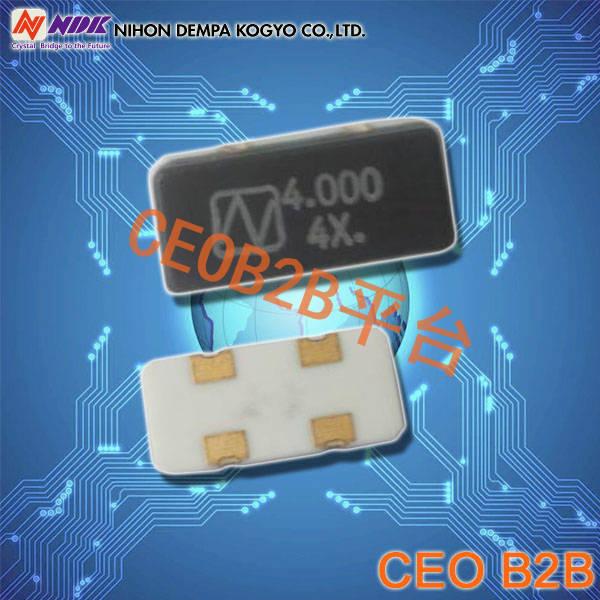NDK晶振,石英晶体谐振器,NX1255GB晶振,NX1255GC晶振