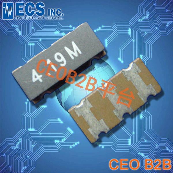 ECS晶振,ECS-SR1-B晶振,贴片陶瓷晶体