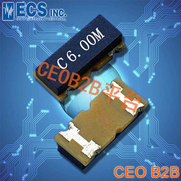 ECS晶振,ECS-SR1-A晶振,进口陶瓷谐振器
