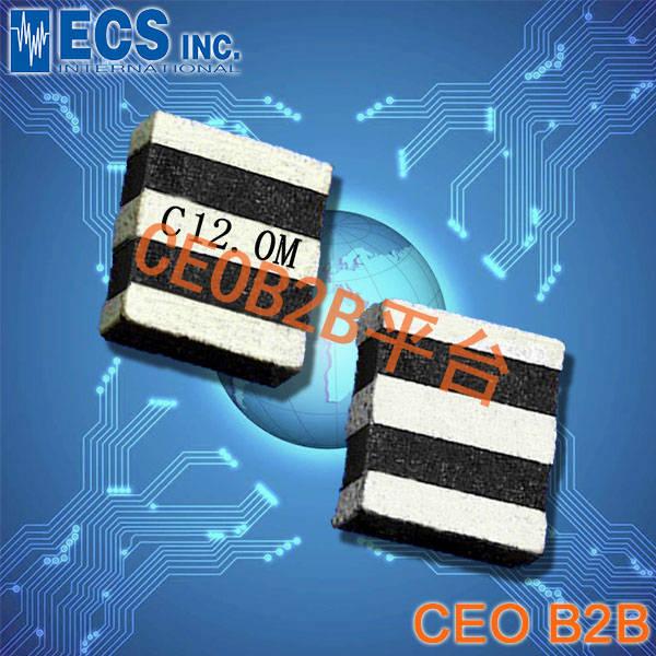 ECS晶振,ECS-HFR-B晶振,压电陶瓷晶振