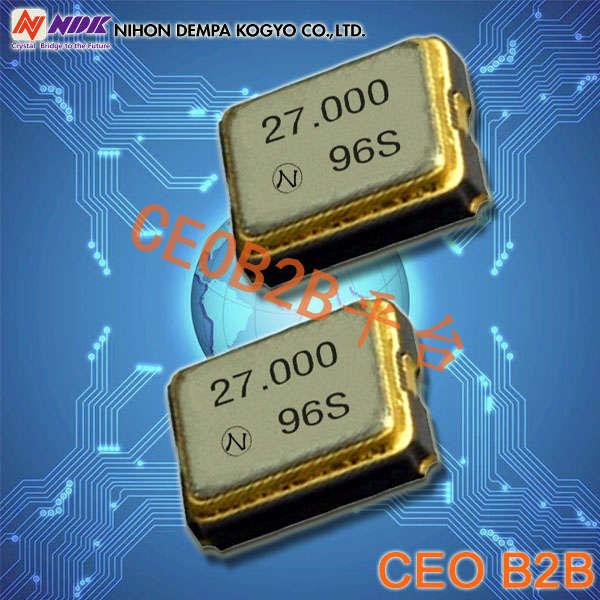 NDK晶振,石英晶体振荡器,NZ2520SDA晶振