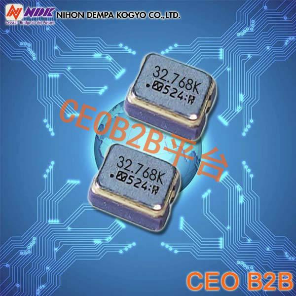 NDK晶振,32.768K晶振,NZ2016SK晶振