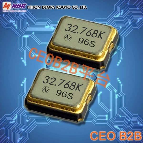NDK晶振,32.768K有源晶振,NZ2016SHB晶振