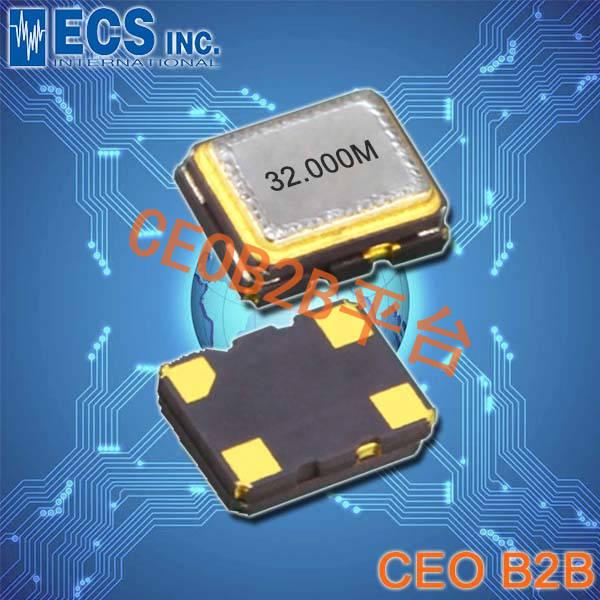 ECS晶振,ECS-TXO-5032晶振,ECS-TXO-5032-270-TR晶振,5032晶振