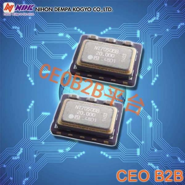 NDK晶振,贴片晶振,NT7050BB晶振