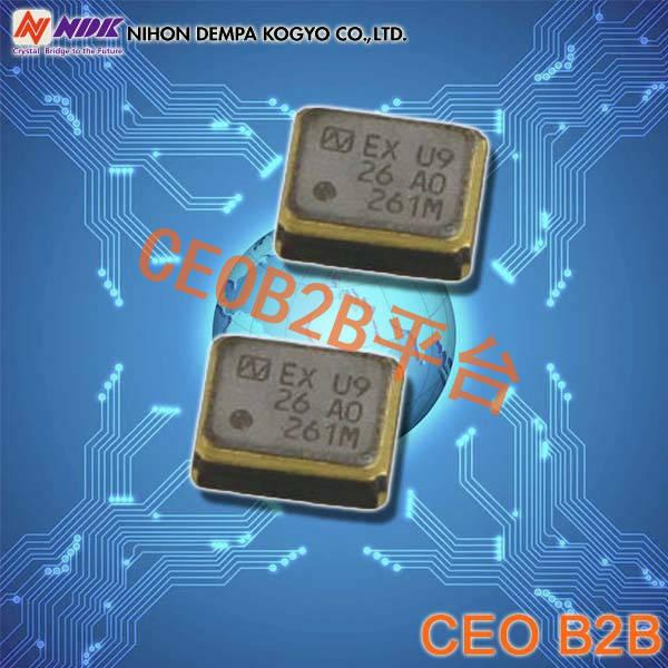 NDK晶振,石英晶体振荡器,NT2520SE晶振