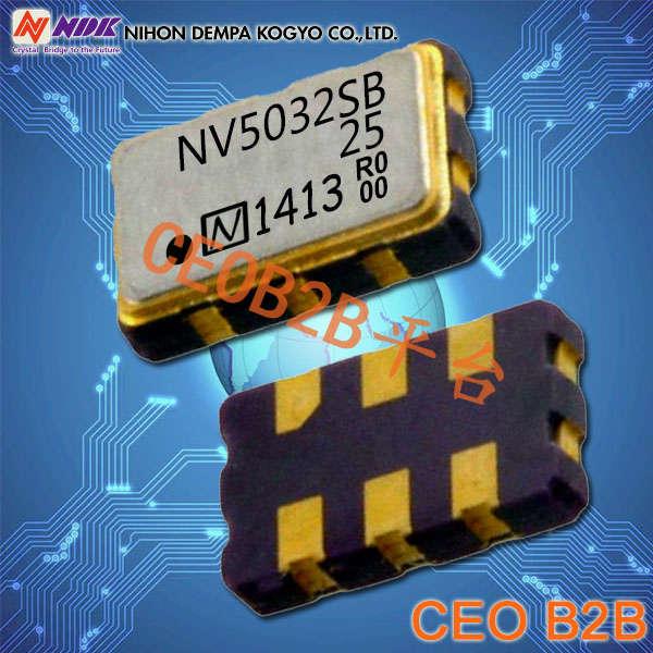 NDK晶振,OSC晶振,NV5032S晶振