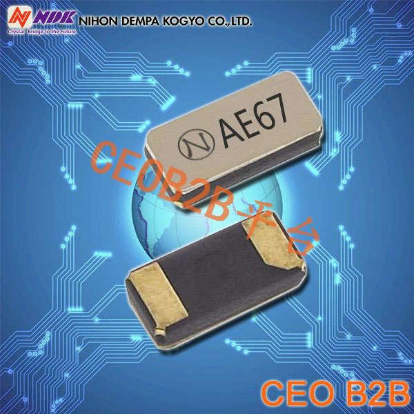 NDK晶振,32.768K晶振,NX3215SE晶振
