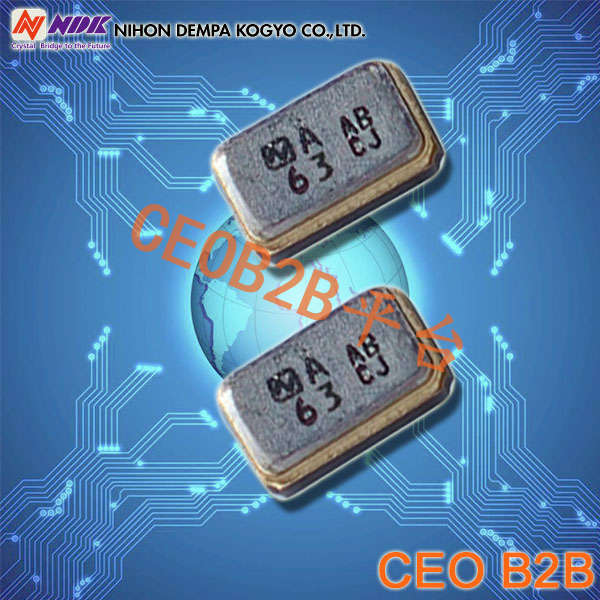NDK晶振,无源晶振,NX1610SA晶振