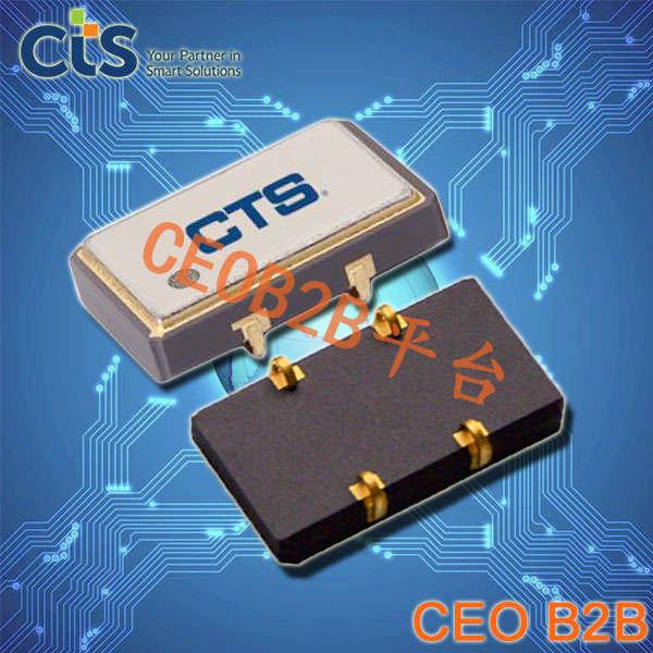 CTS晶振,OSC晶振,VFAC570晶振