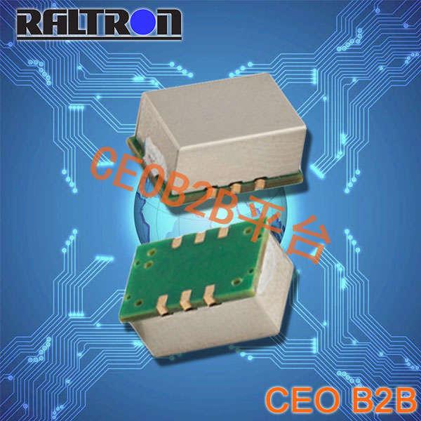 Raltron晶振,V8F-V8M晶振,压控晶体振荡器