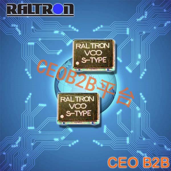 Raltron晶振,RQS晶振,压控晶体振荡器
