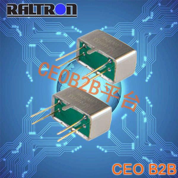 Raltron晶振,RTX-231晶振,TCXO晶振