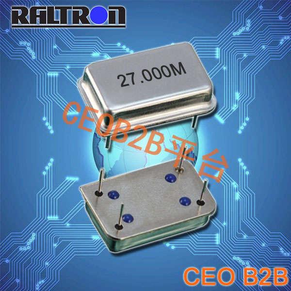 Raltron晶振,OX2100晶振,恒温晶体振荡器