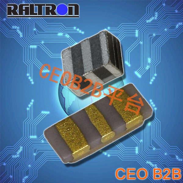 Raltron晶振,SMRS-A2晶振,贴片陶瓷晶振