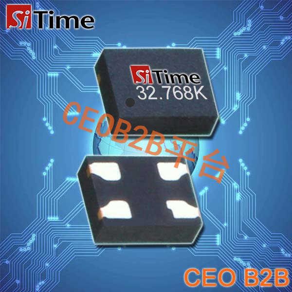 SITIME晶振,SiT1602B晶振,普通有源振荡器