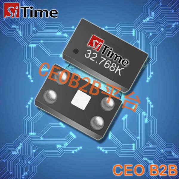 SITIME晶振,SiT8102晶振,工业级MEMS振荡器
