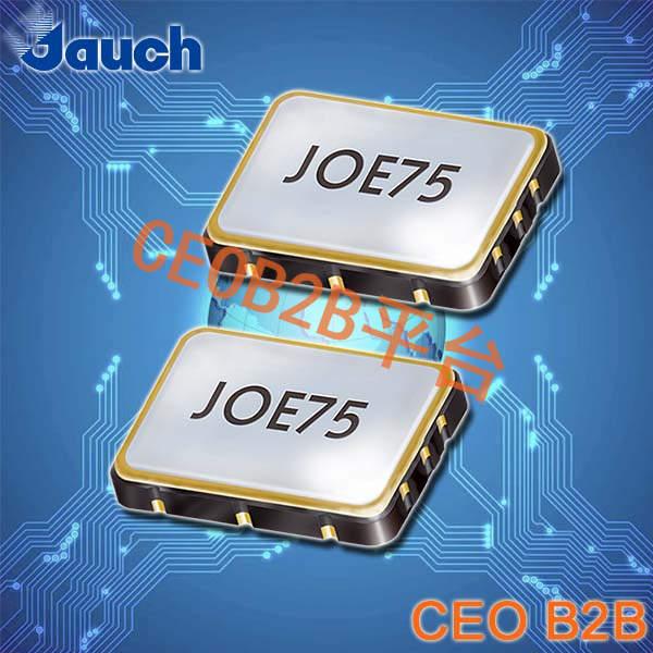 Jauch晶振,JOE75晶振,石英晶体振荡器