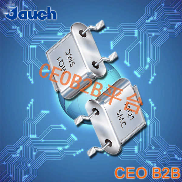 Jauch晶振,石英晶体谐振器,MQ5-SMC晶振