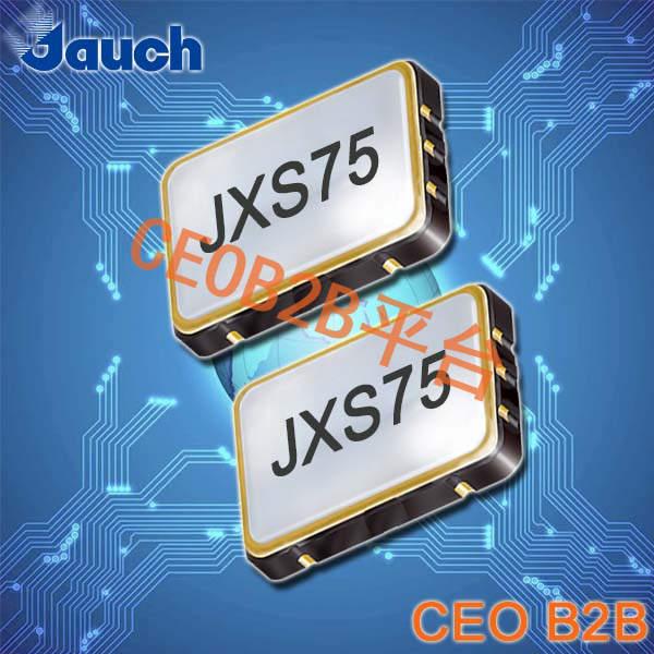 Jauch晶振,7050贴片晶振,JXS75晶振